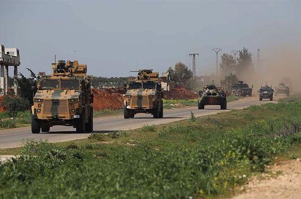 İdlib'de 5. Türk-Rus ortak devriyesi!