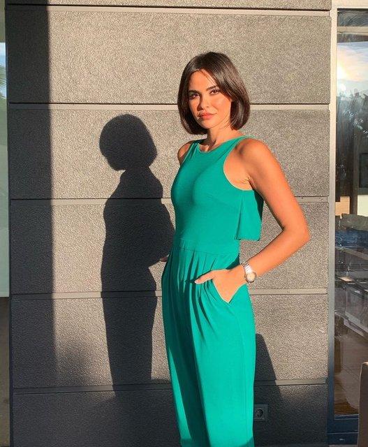 Zeynep Demirel'in yeni imajı tartışma konusu oldu - Magazin haberleri