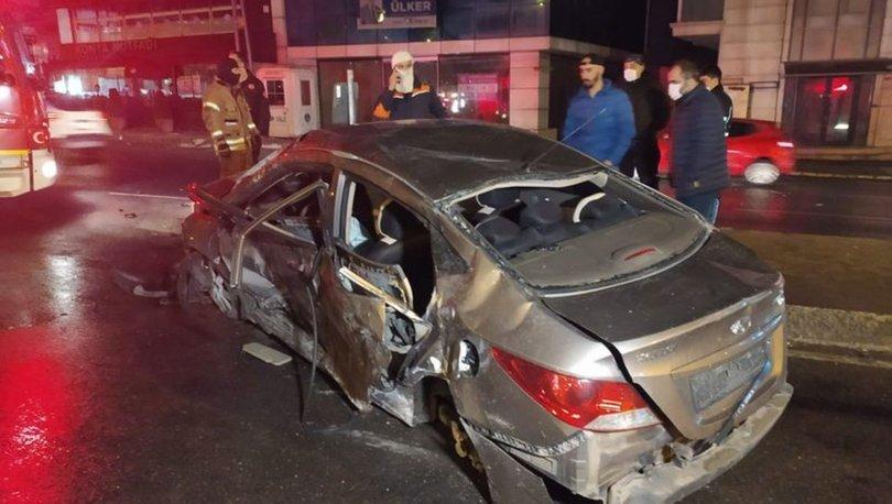 ümraniye trafik kazası