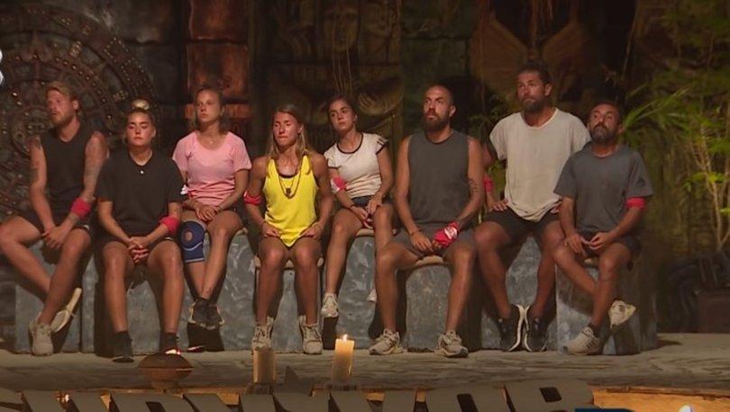 Survivor'da kim elendi? Survivor 10. hafta SMS sıralaması! Survivor 54. bölüm fragmanı