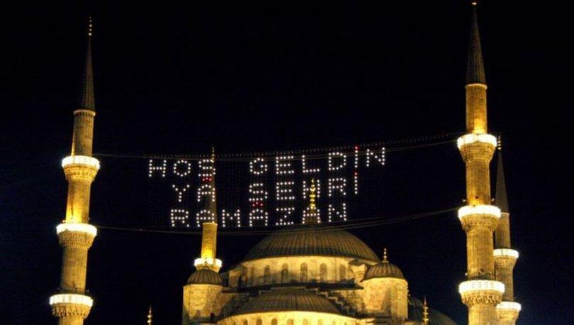 Ramazan ayı ne zaman? İlk oruç ne zaman tutulacak? 2020 Diyanet ramazan takvimi