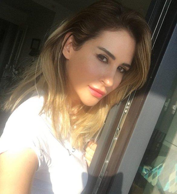 Aynur Aydın: Karantinayı Cem Yılmaz ile geçirmek isterdim - Magazin haberleri