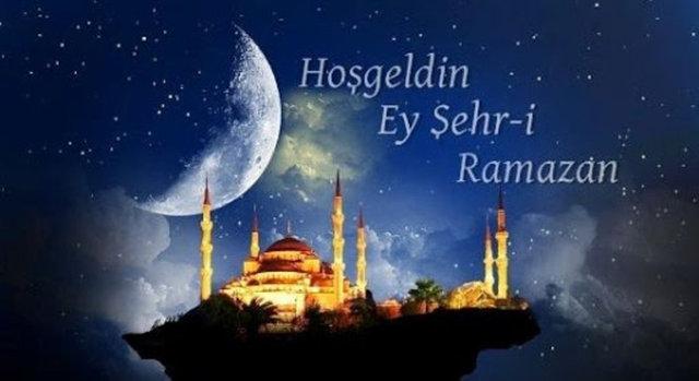 Ramazan ayı mesajları 2020! Resimli en güzel Ramazan ayı mesajları için tıkla! Hoş Geldin Ramazan