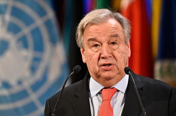 BM Genel Sekreteri Guterres'ten Ramazan mesajı