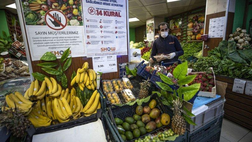 Marketler sokağa çıkma yasağında açık mı? Marketler saat kaça kadar açık? Saat kaçta kapanacak? (23 - 24 Nisan