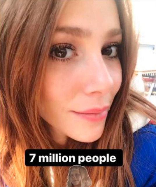 Elçin Sangu'nun 7 milyon sevinci - Magazin haberleri