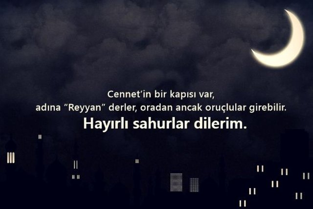 Sahur vakitleri 2020! İstanbul Ankara İzmir sahur saati kaçta? 25 Nisan Diyanet il il ramazan imsakiyesi