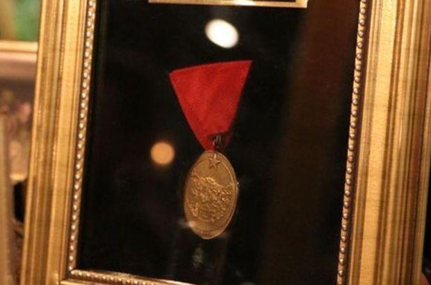 Kurtuluş Savaşına katılan 8 askerin mirasçısına İstiklal Madalyası