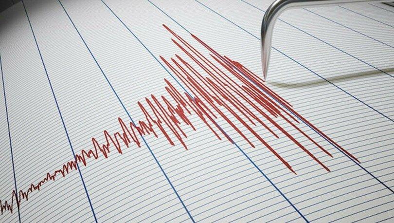 Son dakika haberler... Marmaris açıklarında 4.4 büyüklüğünde deprem