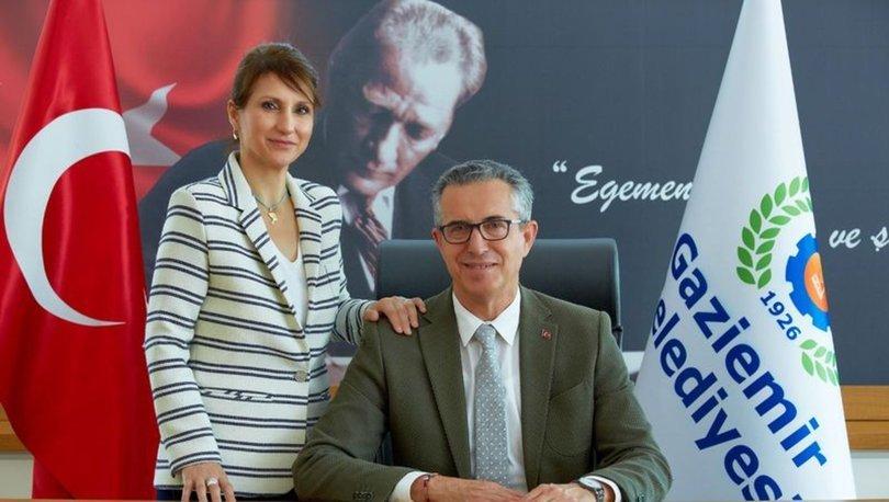 Gaziemir Belediye Başkanı Arda'nın eşi, koronavirüse yakalandı