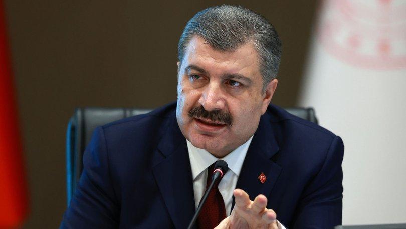 Son dakika! Sağlık Bakanı Koca açıkladı: Türkiye'de koronavirüsten ölüm sayısı 2600'e yükseldi
