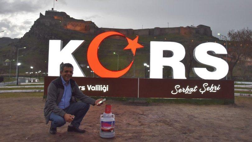 Türkiye'de Ramazan ayının ilk iftar topu Kars'ta atıldı