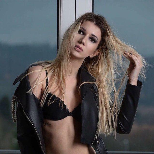 Model Bianca Dobroiu'nun koronavirüs testi 55 gündür pozitif - Magazin haberleri