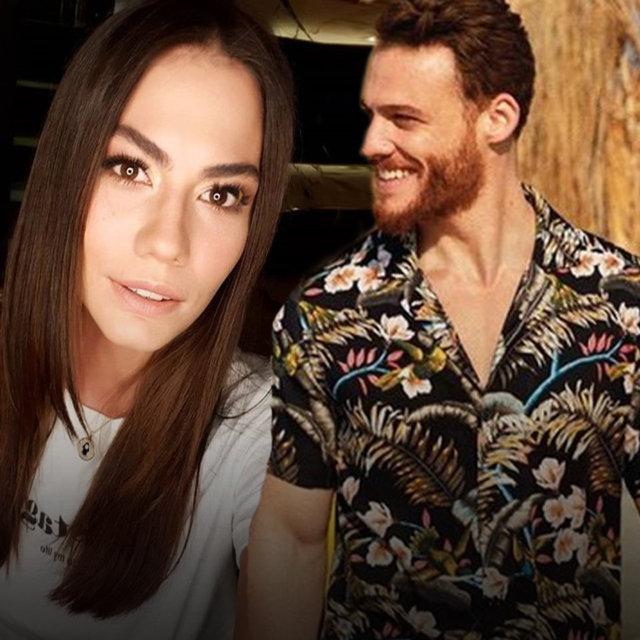 Demet Özdemir ile Kerem Bürsin aşk mı yaşıyor? - Magazin haberleri