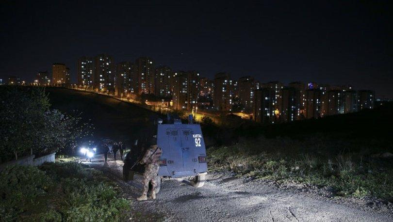 Başakşehir'de hırsız-polis kovalamacası: 1 yaralı, 1 gözaltı
