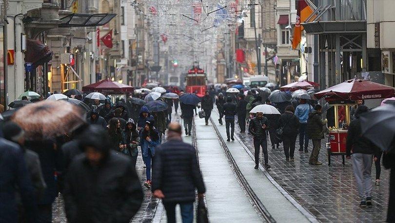 Son dakika sağanak yağış... Meteoroloji'den önemli uyarı! Yurdun yarısında sağanak yağış var! - Haberler