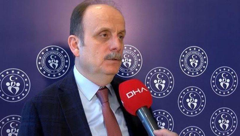 Spor Genel Müdürü Mehmet Baykan: