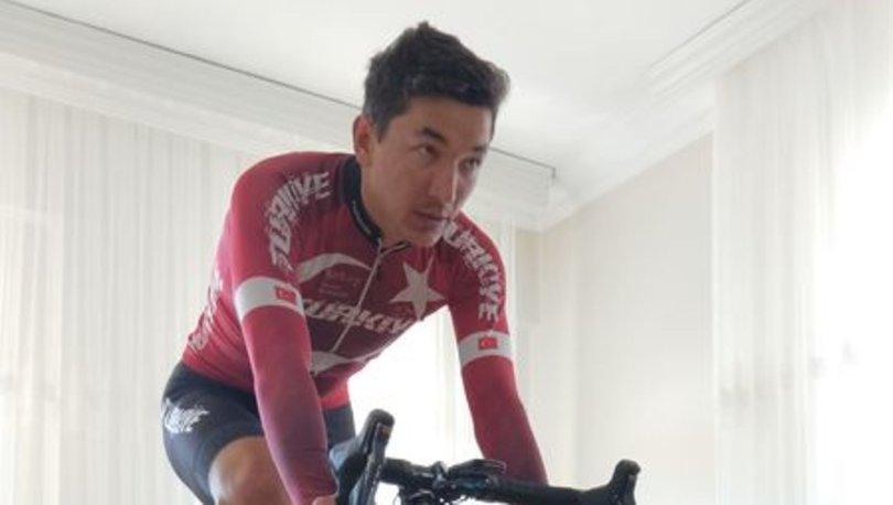 Milli bisikletçi Ahmet Örken: