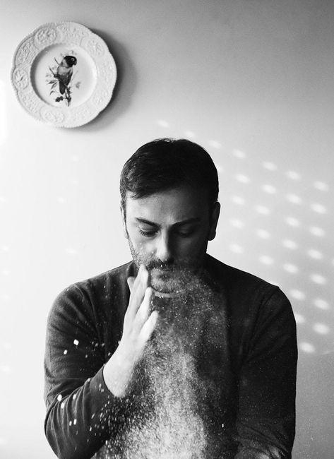 """Cafe Fernando blog'unun yazarı Cenk Sönmezsoy'un """"The Artful Baker"""" kitabı ABD'de yayımlandı. (Fotoğraf: Begüm Koçum)"""