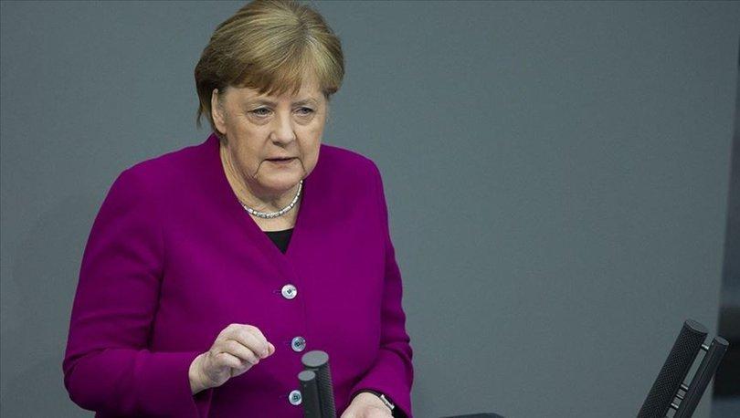 Merkel: Almanya'nın AB dönem başkanlığı planladığımızdan farklı geçecek