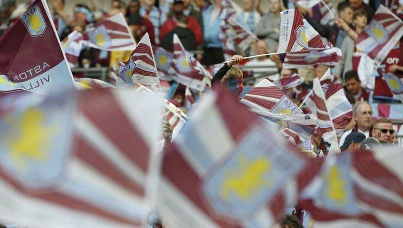 Premier Lig ekibi Aston Villa, futbolcu ve teknik ekibin maaşlarını erteledi