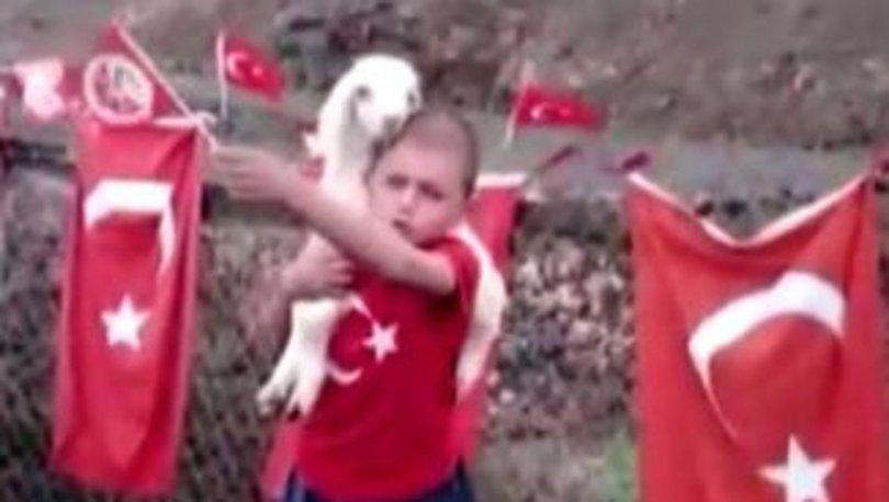 Son dakika kuzulu çocuk konuştu... Sosyal medyada dikkat çekmişti! Hayalini açıkladı! - Haberler