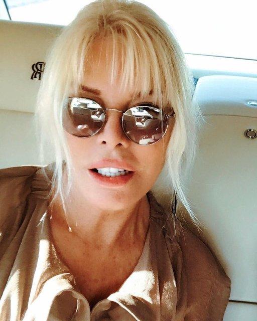 Ajda Pekkan: Çantalarımın hepsi çakmadır - Magazin haberleri