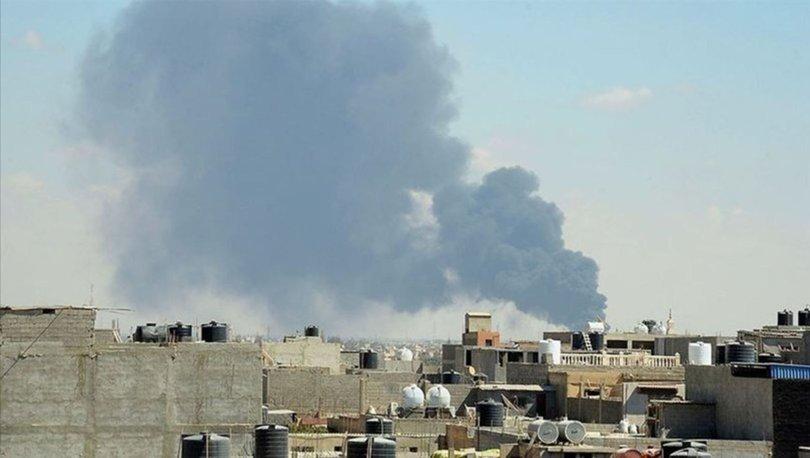 Darbeci Hafter'in Trablus'taki saldırıları sürüyor