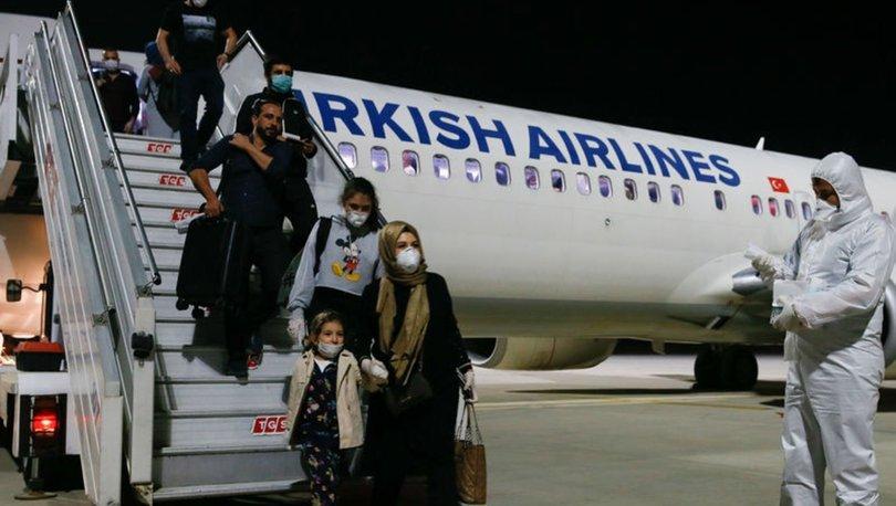 Nijerya ile Gana'da bulunan 133 Türk daha Türkiye'de