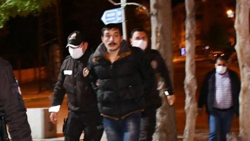 Aksaray'da boşandığı eşini ölümle tehdit eden şüpheli yakalandı