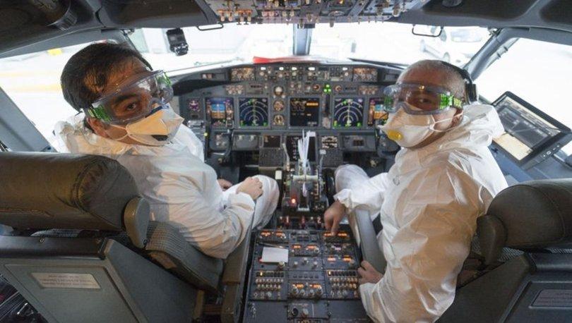 THY'den Dünya Pilotlar Günü'ne özel anlamlı video - Haber