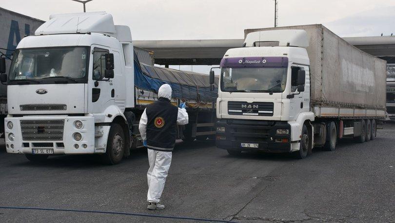 Ticaret Bakanı Ruhsar Pekcan, temassız ticaretle tır ve vagon geçişlerini açıkladı