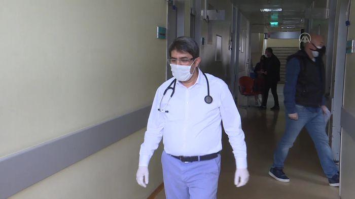 Virüsü yenen profesör uyardı: 40 yaş üstü çok dikkat etmeli