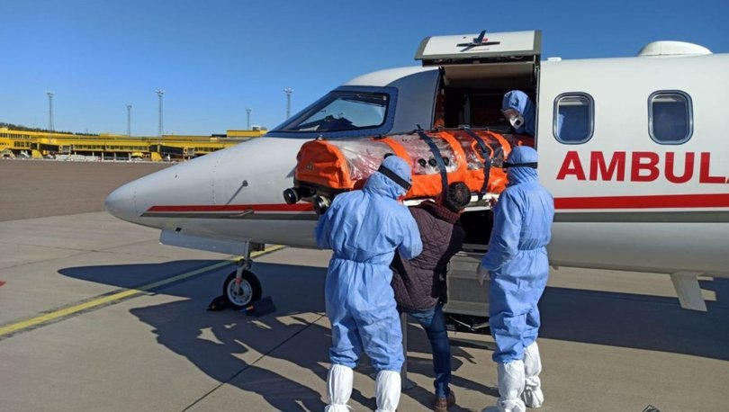 Ambulans uçak