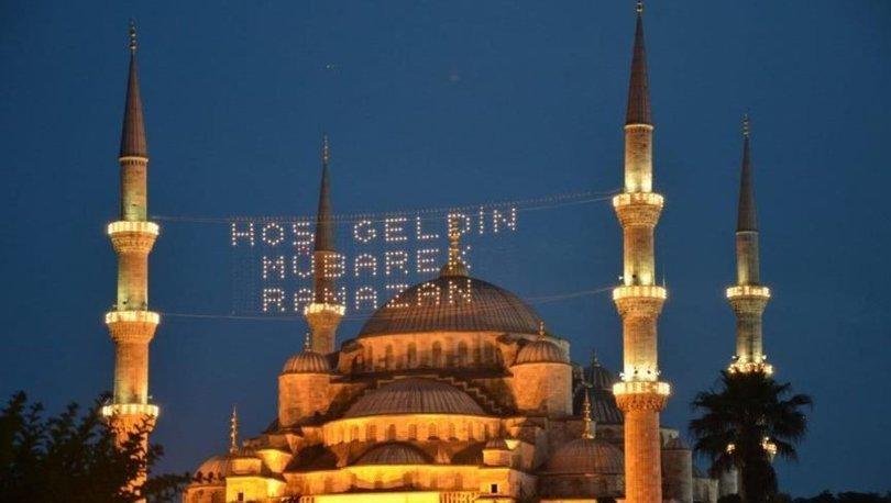 Bugün sahur saat kaçta? İstanbul, Ankara, İzmir sahur saati kaçta? Ramazan Sahur saatleri 2020