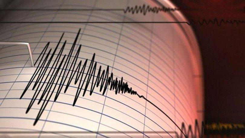 SON DAKİKA! Ankara'da 3,7 büyüklüğünde deprem - HABERLER