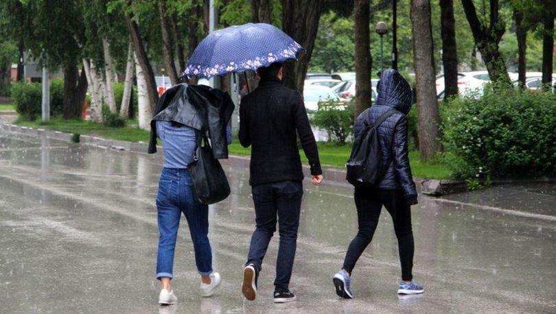 SON DAKİKA dikkat! Meteoroloji'den hava durumu uyarısı: SAĞANAK kapıda...