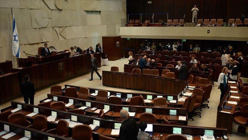 İsrail Meclisinde Erdoğan tartışması