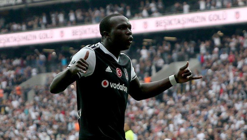 Aboubakar 6 milyon Euro - Beşiktaş haberleri