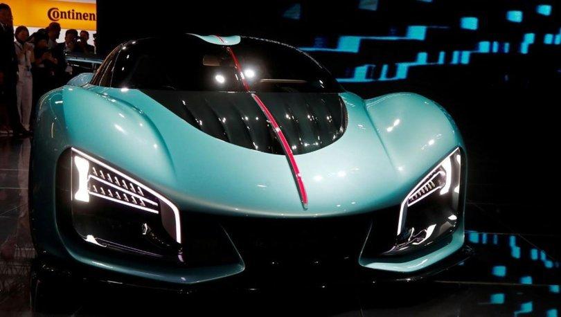 Spor otomobilde ABD-Çin ortaklığı - haberler