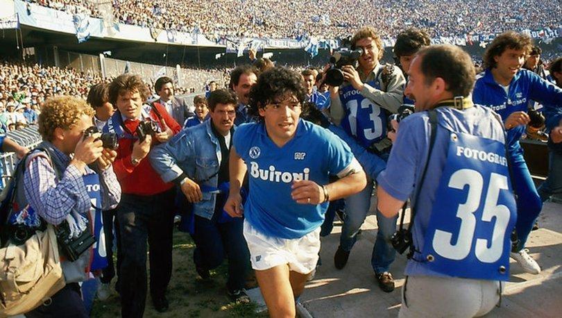 Maradona formasına 55 bin euro
