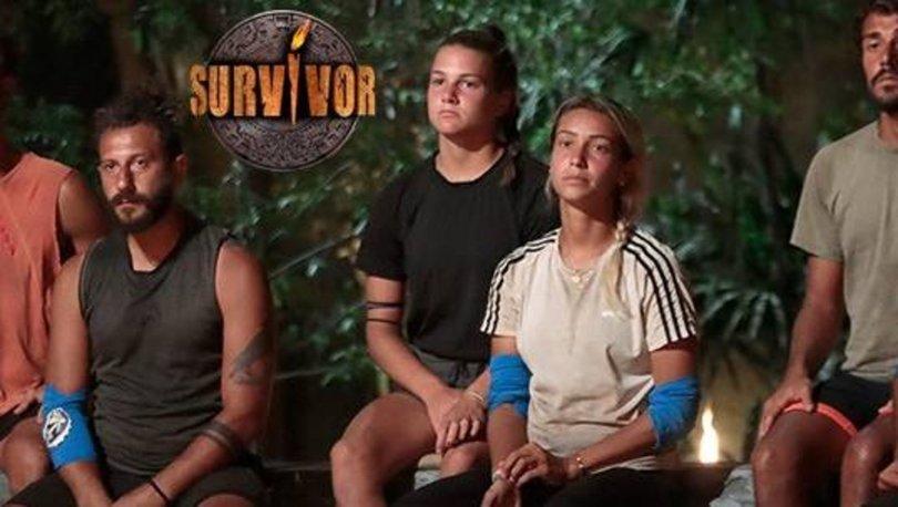Survivor eleme adayları kim oldu? Survivor kim aday? 26 Nisan Survivor 2020 son bölüm