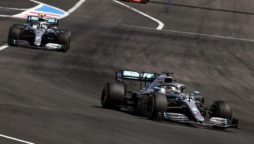 Formula 1'de Fransa GP iptal edildi