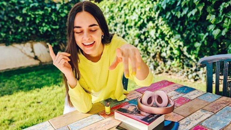 Hande Soral'dan değişmeyen alışkanlık paylaşımı - Magazin haberleri