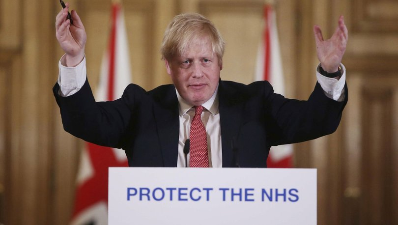 Johnson'dan çok önemli açıklamalar: Salgının yükselmesi riskini alamayız