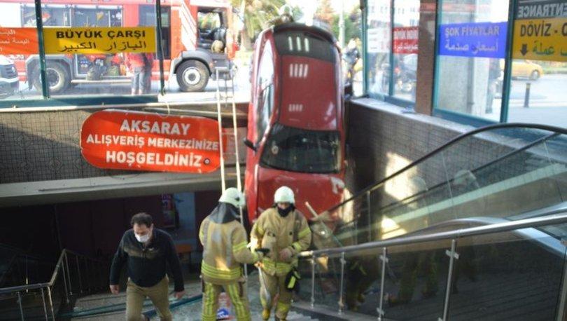 Son dakika akılalmaz kaza... İstanbul'da faciadan dönüldü! - Haberler