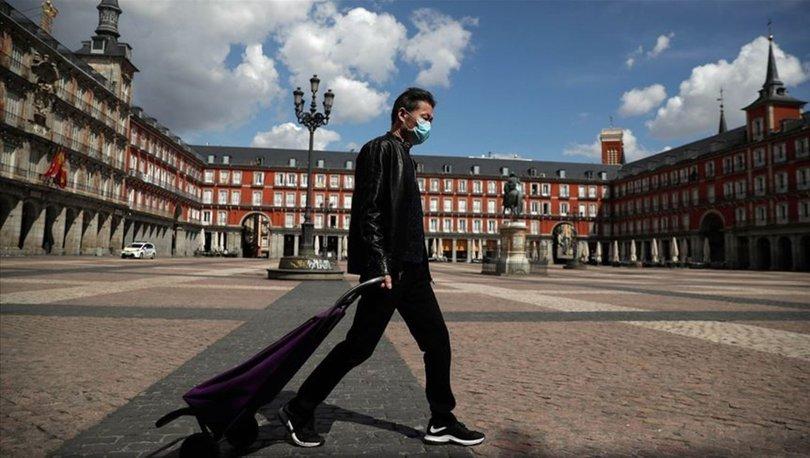 İspanya'da son 24 saatte 331 can kaybı daha