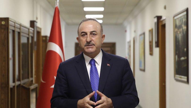 Çavuşoğlu'ndan Yunanistan Dışişleri Bakanı'na:
