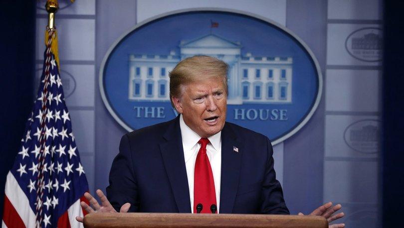 Trump'ın günlük Kovid-19 basın toplantısını iptal etmesi gündem oldu - Haberler