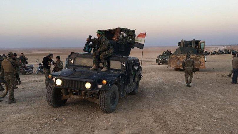 Irak'ta DEAŞ'ın